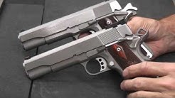 1911- Comparing 45acp vs 9mm