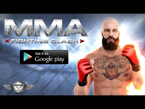 mma fighting clash full version mod apk