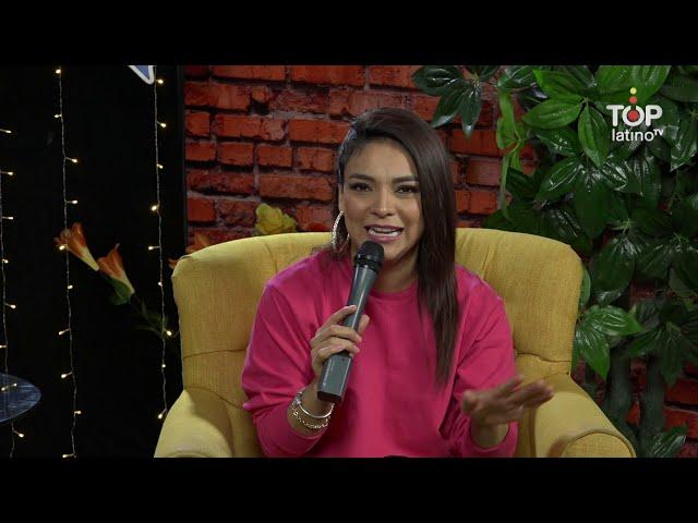Cielo Torres es entrevistada por Patricia Lúcar en Top Latino TV