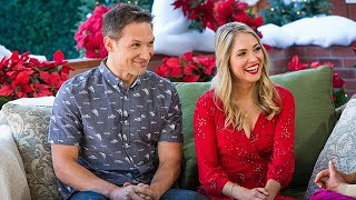 Brooke Nevin and Michael Cassidy - Home & Family