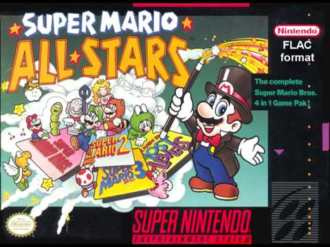 Super Mario All Stars OST High Quality Lossless Download