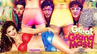 Great Grand Masti Full Movie Review | Riteish Deshmukh, Vivek Oberoi, Aftab, Urvashi Rautela
