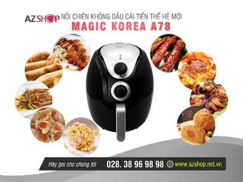 NOI CHIEN KHONG KHI MAGIC KOREA A78