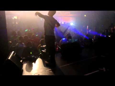 QFX @ Rainton Meadows dance for cancer 2015 live vocals by Heather Allan Finnie