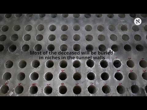Massive Burial Tunnels Constructed Under Jerusalem