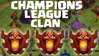 CL CLAN & VIEL DUNKLES ELIXIER! || CLASH OF CLANS || Let's Play CoC [Deutsch/German HD]