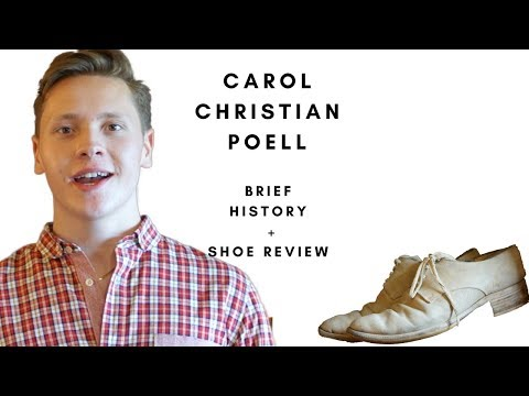 Carol Christian Poell (CCP): A Brief History + Derby Review
