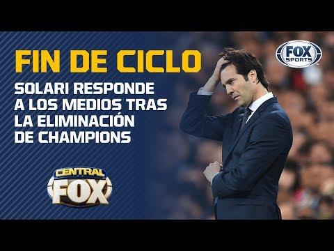 ¿Santiago Solari renuncia al Real Madrid?