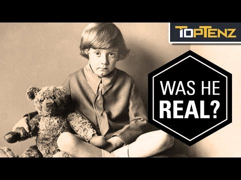 The Real Christopher Robin Hated Winnie the Poo