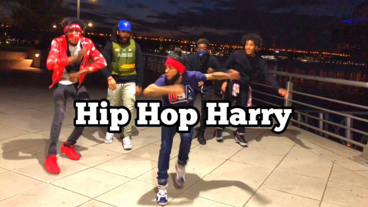 HIP HOP HARRY WHOS NEXT [Tik Tok Challenge]