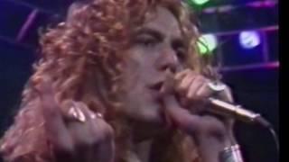 Led Zeppelin Whole Lotta Love/Black Dog 5/24/1975 REMASTERED
