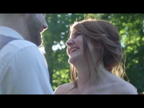 Paige & Michael wedding video highlights Mulberry House hotel