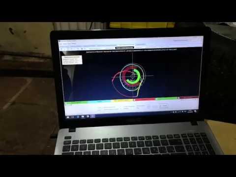 Проверка цепи ГРМ с помощью Px и Diamag 2. Nissan.
