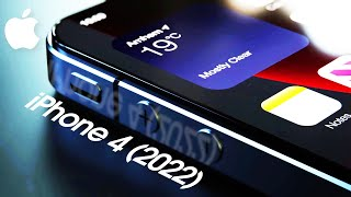 iPhone 4 (2022) Introduction — Apple