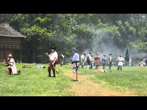Siege Of Fort Watauga