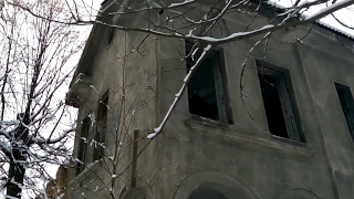 Тайны заброшенного дома в парке Нивки Secrets of an abandoned house in Nivki park(, 2017-02-06T18:05:35.000Z)