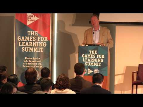 Games For Learning Summit 2015: Michael Gallagher