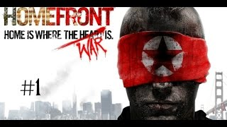 Homefront Ultimate Edition Gameplay ITA HD PC