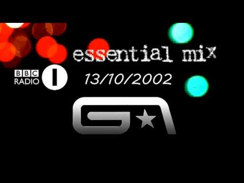 Groove Armada - Essential mix 13/10/2002 (2p)