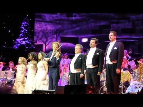 André Rieu & JSO - The Holy City Glasgow 7th Dec 2012