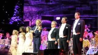 André Rieu & JSO - The Holy City Glasgow 7th Dec 2012