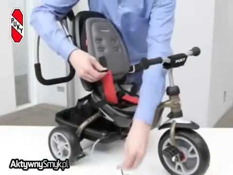 Сборка детского велосипеда Puky Ceety Keeper S6