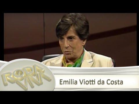 Emilia Viotti Da Costa - 02/04/2001