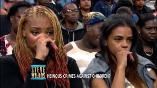 Sneak Peek: Cerah's Heartbreaking Story (The Steve Wilkos Show)
