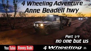 Ultimate 4 wheeling adventure remote desert 1/9