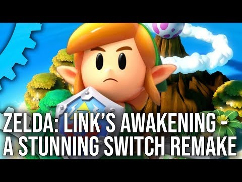 The Legend of Zelda: Link's Awakening Switch Remake - Absolutely Unmissable