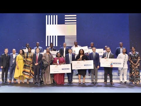 Highlights from the First Annual Africa Netpreneur Prize Grand Finale Show