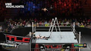 WWE 2K16 TLC Highlights
