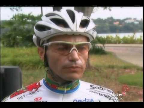 Programa Alterosa Esporte De 24 De Fevereiro - Entrevista Rogério Pacheco - Pedalando Pela Vida