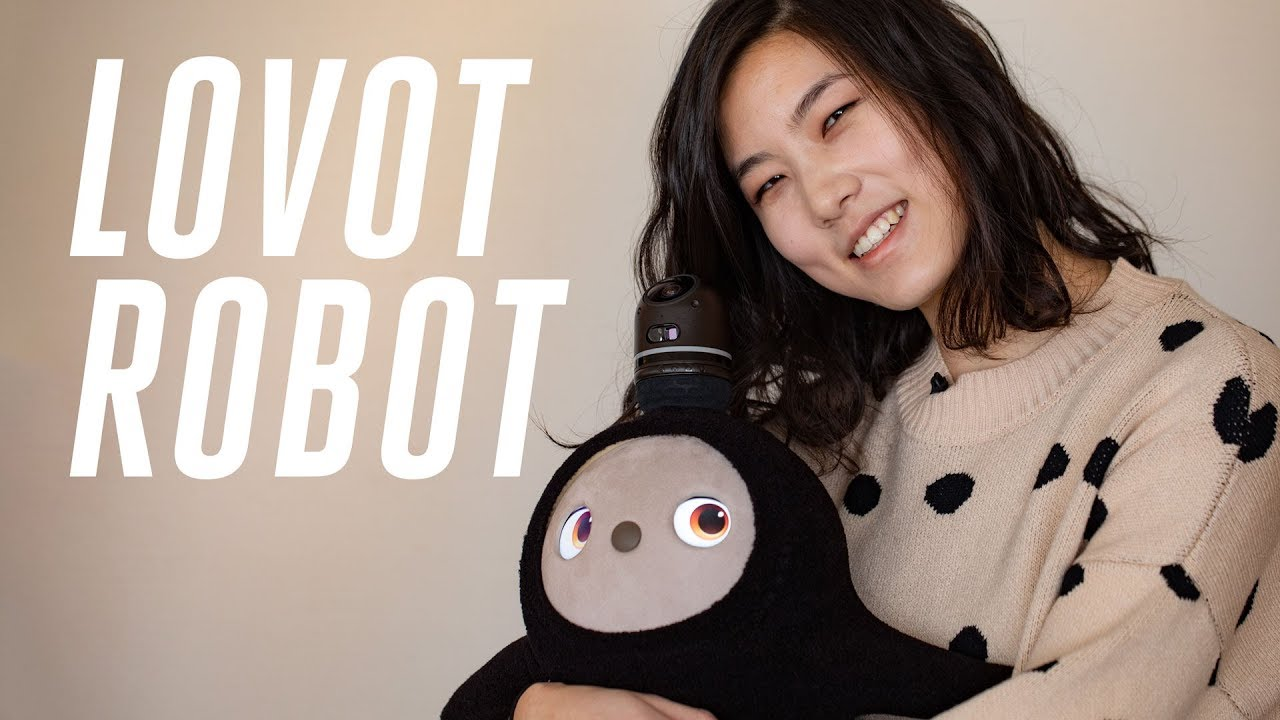 This adorable robot needs you more than you need it
