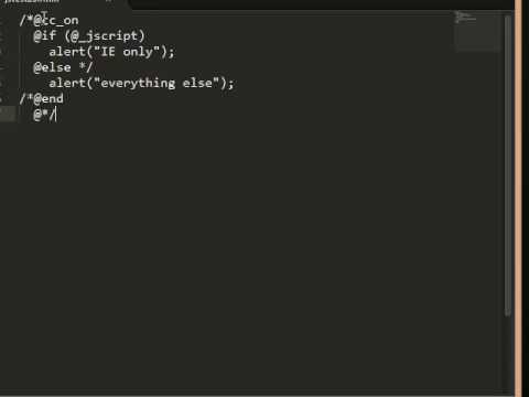 Build Interwebz - Lesson #21 - JavaScript - Client Side Scripting & The Window Object