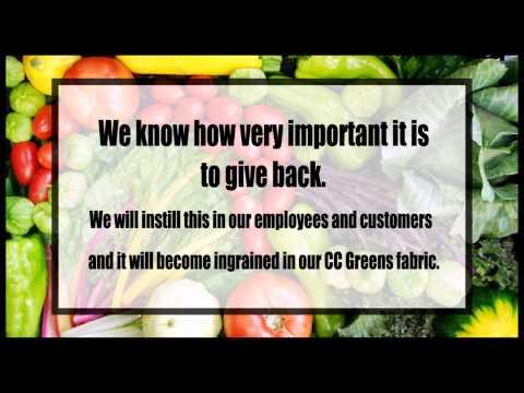 CC Greens Organic Farm Dream Big Grow Here Video