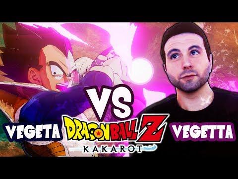 DRAGON BALL Z: KAKAROT ( VEGETTA vs VEGETTA777) #2