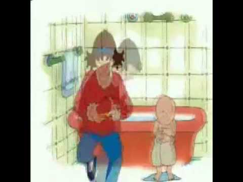 Caillou In The Bathtub Parody YouTube