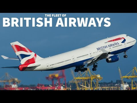 THE BRITISH AIRWAYS FLEET