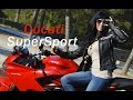 Ducati SuperSport, test ride