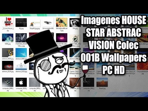 Imagenes HOUSE STAR ABSTRAC VISION Colec 001B Wallpapers PC HD