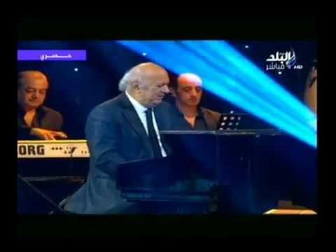الموسيقار عمر خيرت - إحتفالية فى حب مصر 18-9-2014