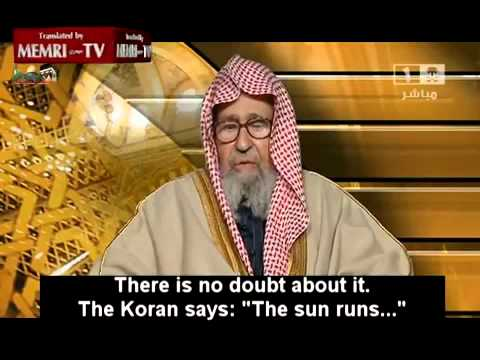 Senior Saudi Cleric Al Fawzan  The Sun Revolves around the Earth