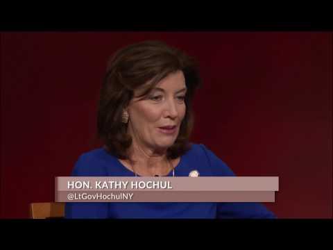 Eldridge & Co: New York State Lieutenant Governor Kathy Hochul