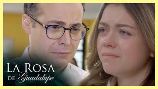 La Rosa de Guadalupe: Gonzalo cae en la mentiras de su hija Daniela   Un mundo de mentiras