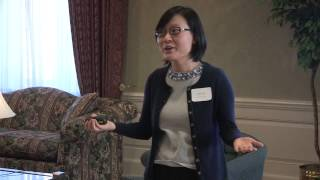 IU CEWiT Faculty Alliance Salon, 02/21/14, Part 2: JingJing Zhang