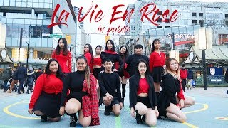 "[KPOP IN PUBLIC VANCOUVER] IZ*ONE(아이즈원): ""La Vie en Rose"" Dance Cover [K-CITY]"