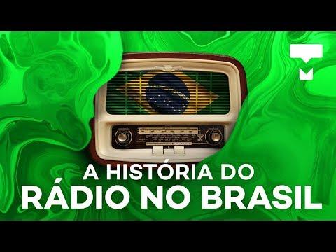 A história do rádio no Brasil - TecMundo