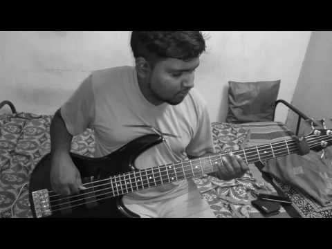 Neethaane En Ponvasantham - Mudhal Murai Song | Jiiva, Samantha | Bass Cover