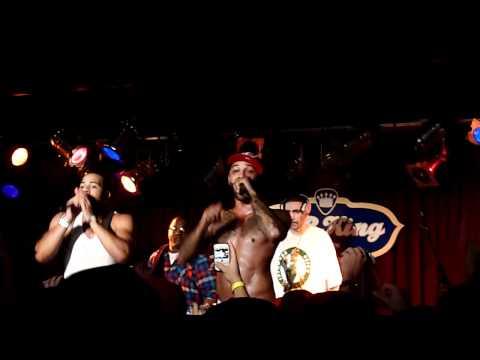 Joe Budden BB KINGS LIVE - Sober Up feat. Crooked I